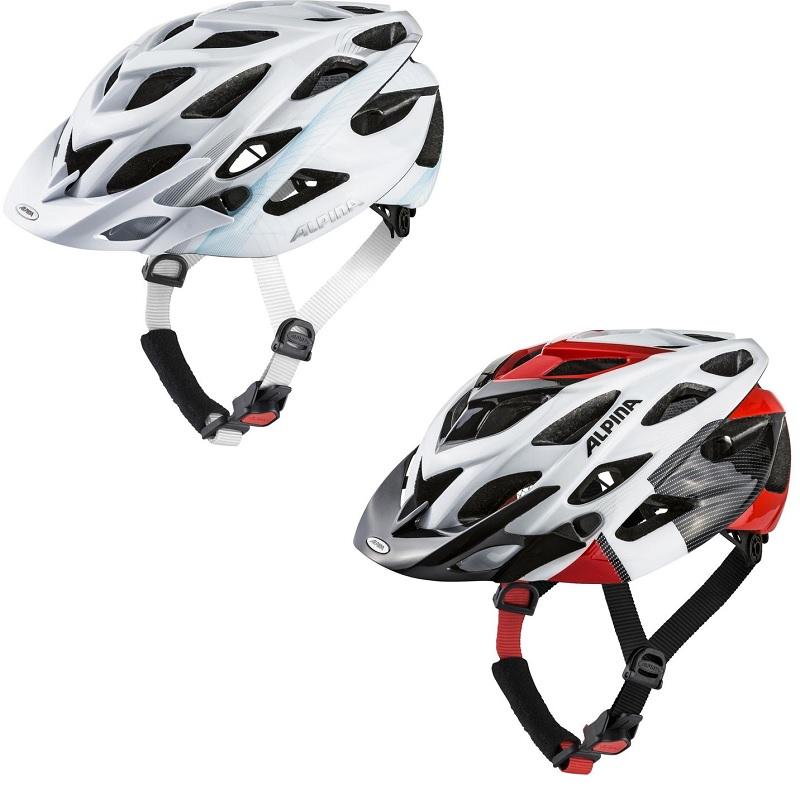 alpina d alto mountainbike helm mit visier und. Black Bedroom Furniture Sets. Home Design Ideas