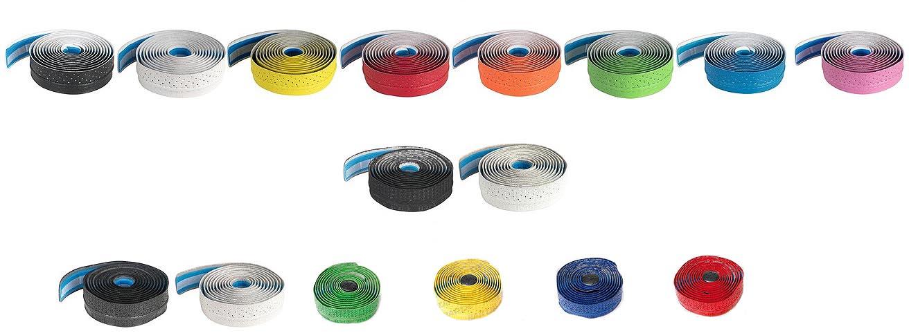 Fizik Lenkerband BAR TAPE Performance Tacky Touch 3 mm pour un confort maximal