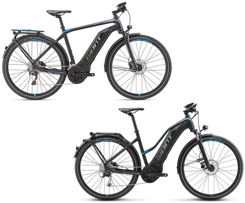 giant explore e 1 cross e bike yamaha antrieb 496 wh. Black Bedroom Furniture Sets. Home Design Ideas