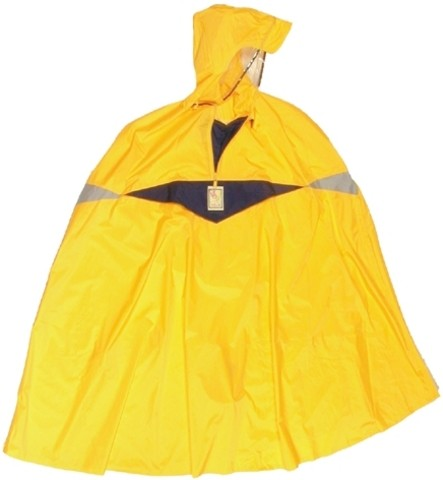 HOCK Regenponcho Super Praktiko in rot, gelb, marine