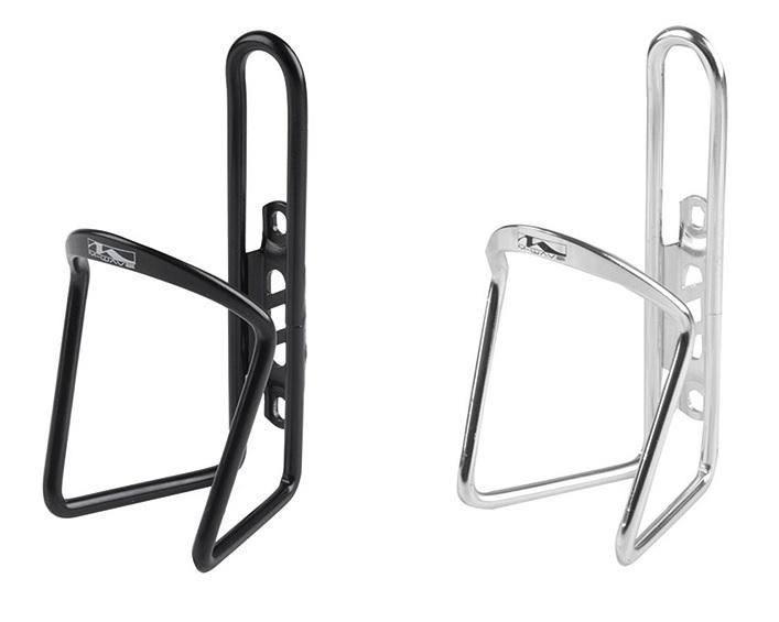alu flaschenhalter in silber oder schwarz jetzt g nstig kaufen bei bikes2race. Black Bedroom Furniture Sets. Home Design Ideas