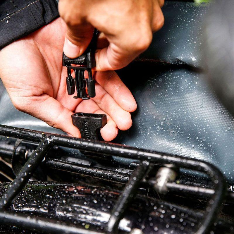 38d45a4e02994 ... ORTLIEB Back-Roller Classic Hinterradgepäcktaschen 2x20L wasserfest 1  Paar - Bild 5 ...