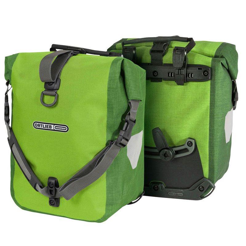ORTLIEB Sport Roller Plus Lowrider Gepäcktaschen wasserfest 2 x 12,5 L