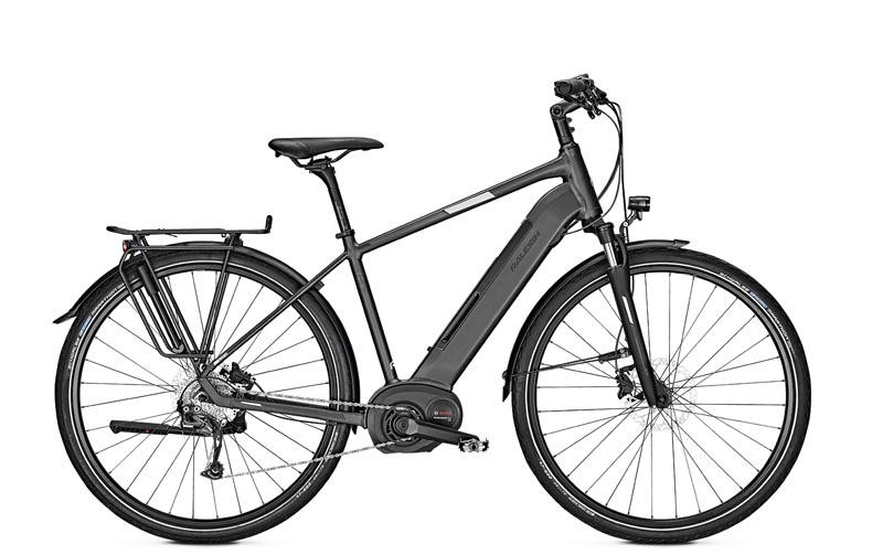 Raleigh Kent LTD E-Bike Bosch Performance Line500 Wh 8-Gang Mod. 2019 - nur S - Bild 1