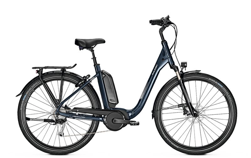 Raleigh Kingston 9 XXL E-Bike Bosch 500WH mit 9-Gang Kettenschaltung Modell 2020