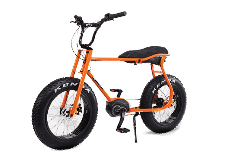 Ruff Cycles Lil´Buddy Pedelec Funbike Bosch Active 300Wh 7-Gang Scheibenbremse