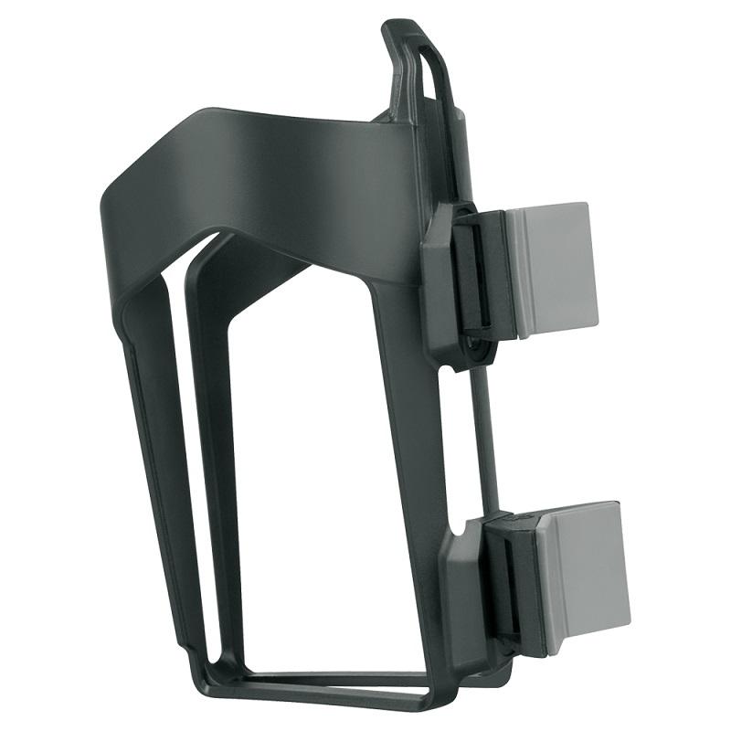SKS Anywhere Velocage Flaschenhalter zur Montage mit Gurten am Rahmen bis 80mm