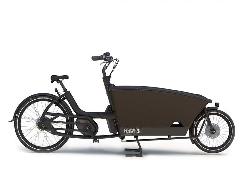 Urban Arrow Family E-Lastenrad Bosch Performance CX 500Wh Scheibenbremse NuVinci - Bild 1