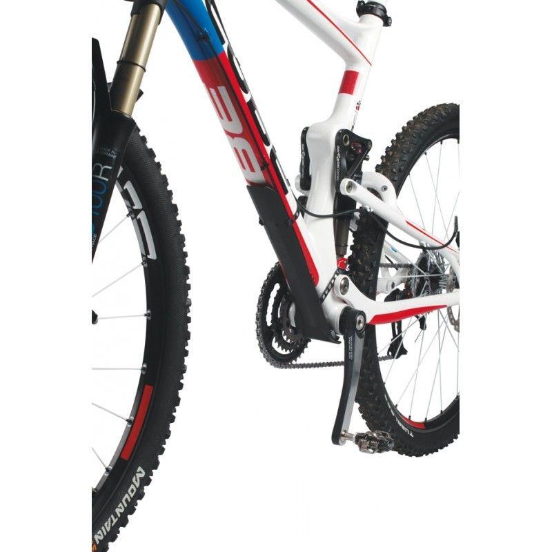 Zéfal Down Tube Armor Fahrrad-Rahmenschutz für das Unterrohr schwarz ...