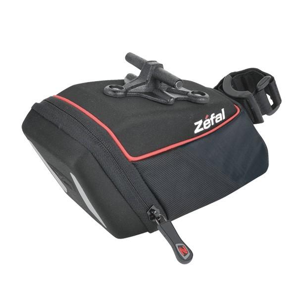 Zefal-Iron-Pack-T-Fix-System-Fahrrad-Satteltasche-wetterfest-schwarz-0-6l-0-8l