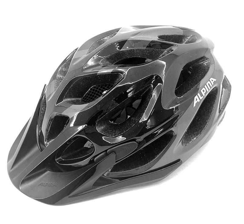 Alpina Thunder 2.0 Fahrradhelm Rad Helm